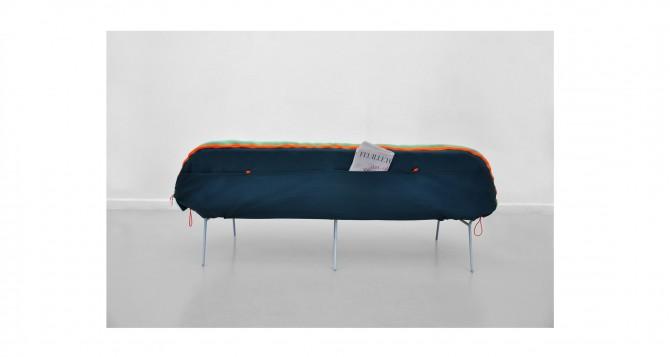 Le canapé Camp Daybed de Stephanie Hornig