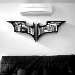 Etagère The Dark Knight par Fahmi Sani