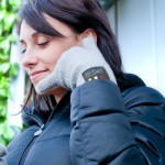 Gants en laine bluetooth Hi-Call