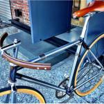 Guidon de vélo vintage F&Y
