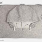 Taie d'oreiller - Hoodie Pillow