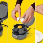 Breakfast Sandwich Maker - Réussir un sandwich pour son petit déjeuner en 5 mns