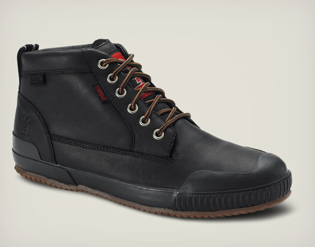 Chrome 415 Urban Work Boot en cuir, coloris black