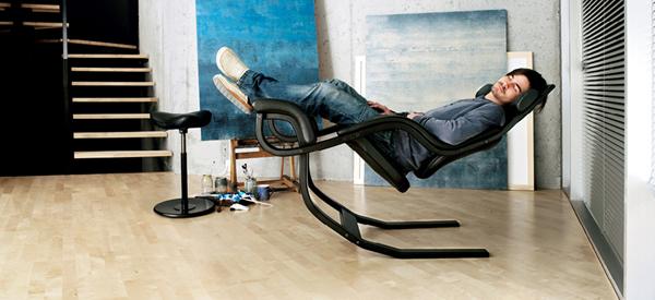 Fauteuil Gravity Balans par Peter Opsvik