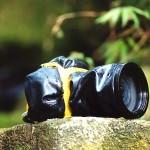 Housse imperméable pour appareil reflex Outex