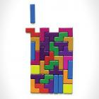 Magnet Tetris en bloc
