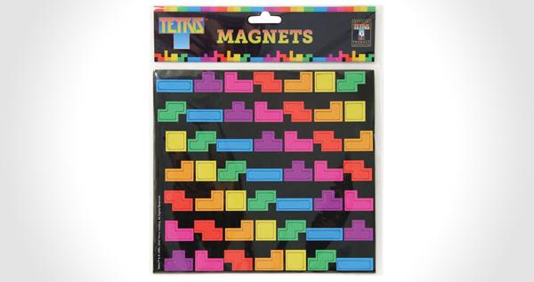 Magnet Tetris emballage