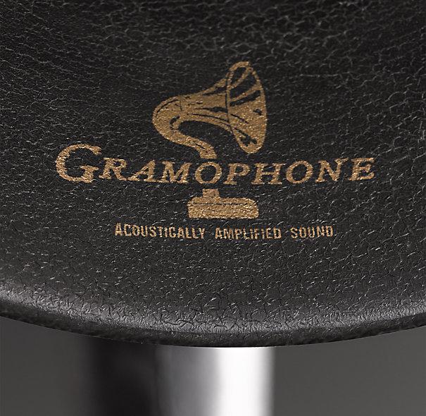 Restoration Hardware Gramophone pour iPhone et iPad