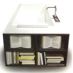 Baignoire Biblio par Antonio Lupi