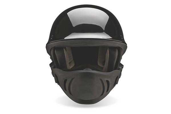 Le casque Bell Rogue Helmet vue de face