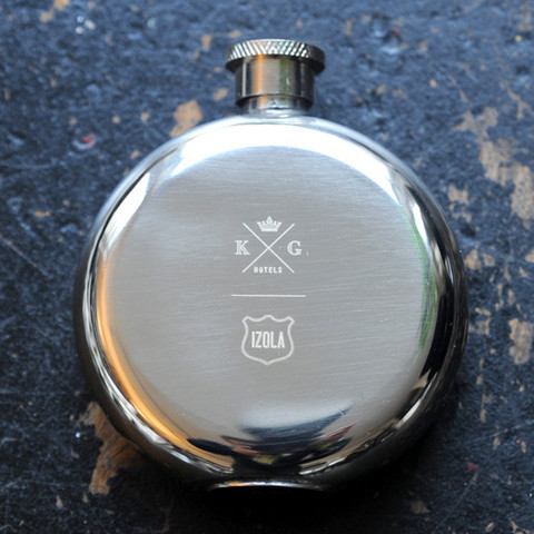 Flasque Izola Edition limitée King and Grove