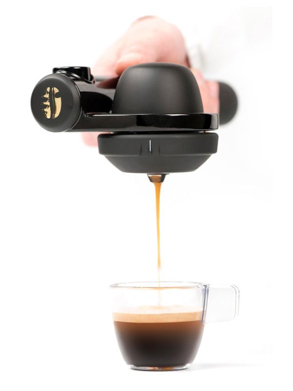 Handpresso Wild Hybrid, machine a café portable