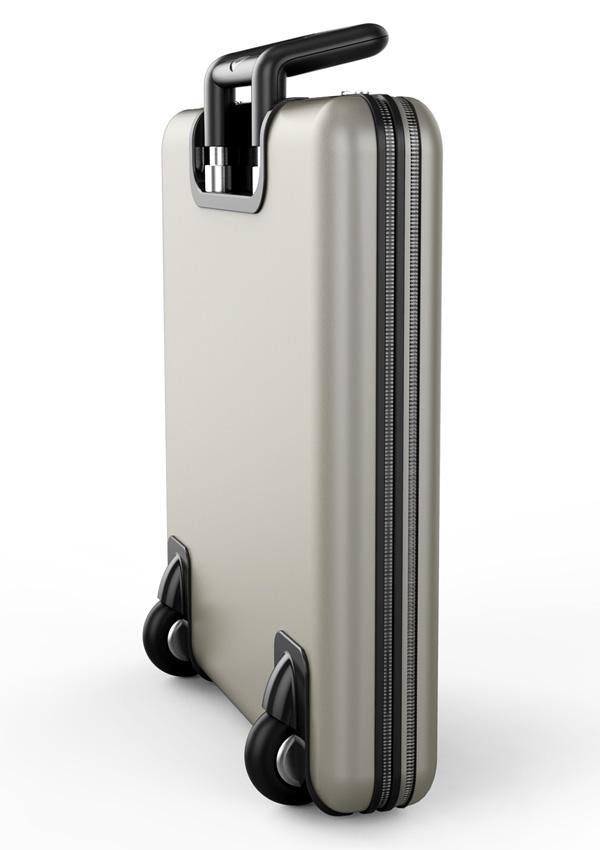 Folding Suitcase en taille réduite