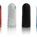 Mini enceinte par vibrations Rock'R