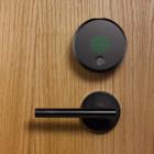 August Smart Lock, une serrure connecté à votre smartphone par Bluetooth et géré par une simple application