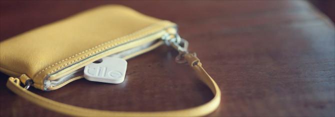 Avec Tile, retrouvez vos objets perdus.