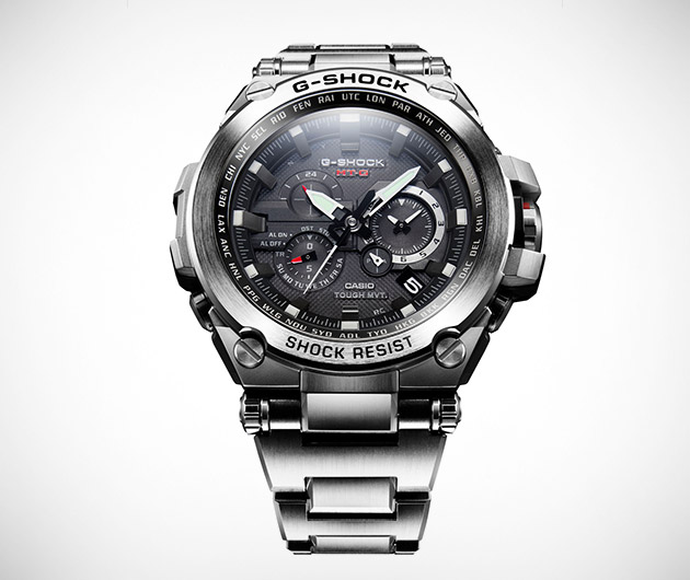 Casio G-Shock MTG Metal Twisted