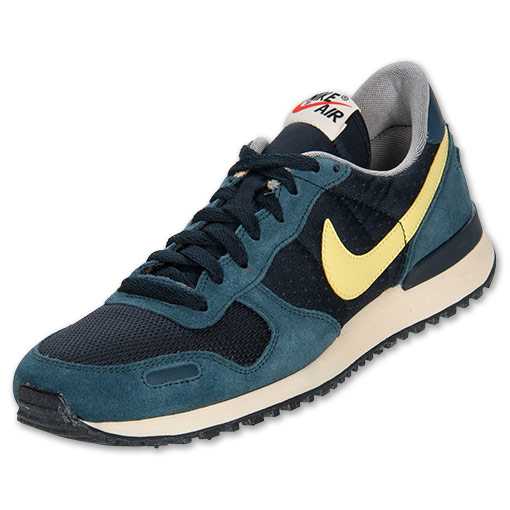 Nike Air Vortex Vintage Dark Obsidian/Electric Yellow