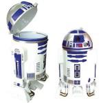 La poubelle R2D2 (Star Wars)